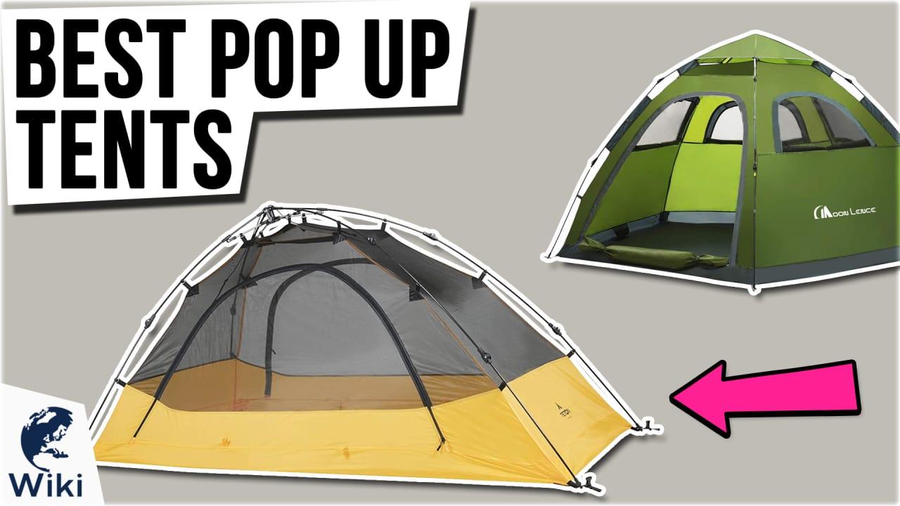 10 Best Pop Up Tents