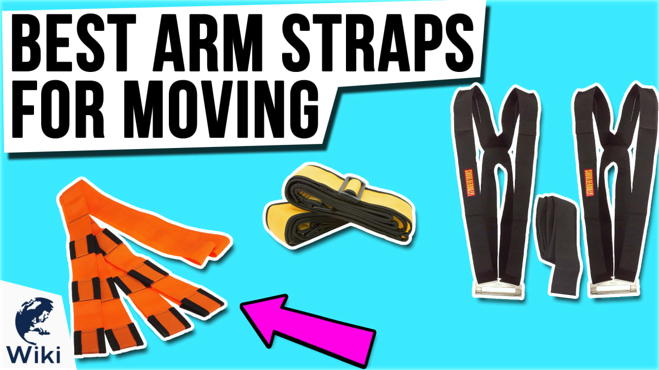 7 Best Arm Straps For Moving
