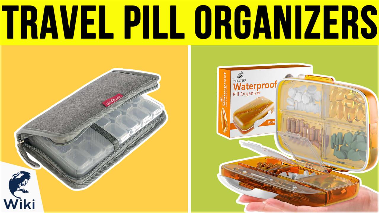 10 Best Travel Pill Organizers