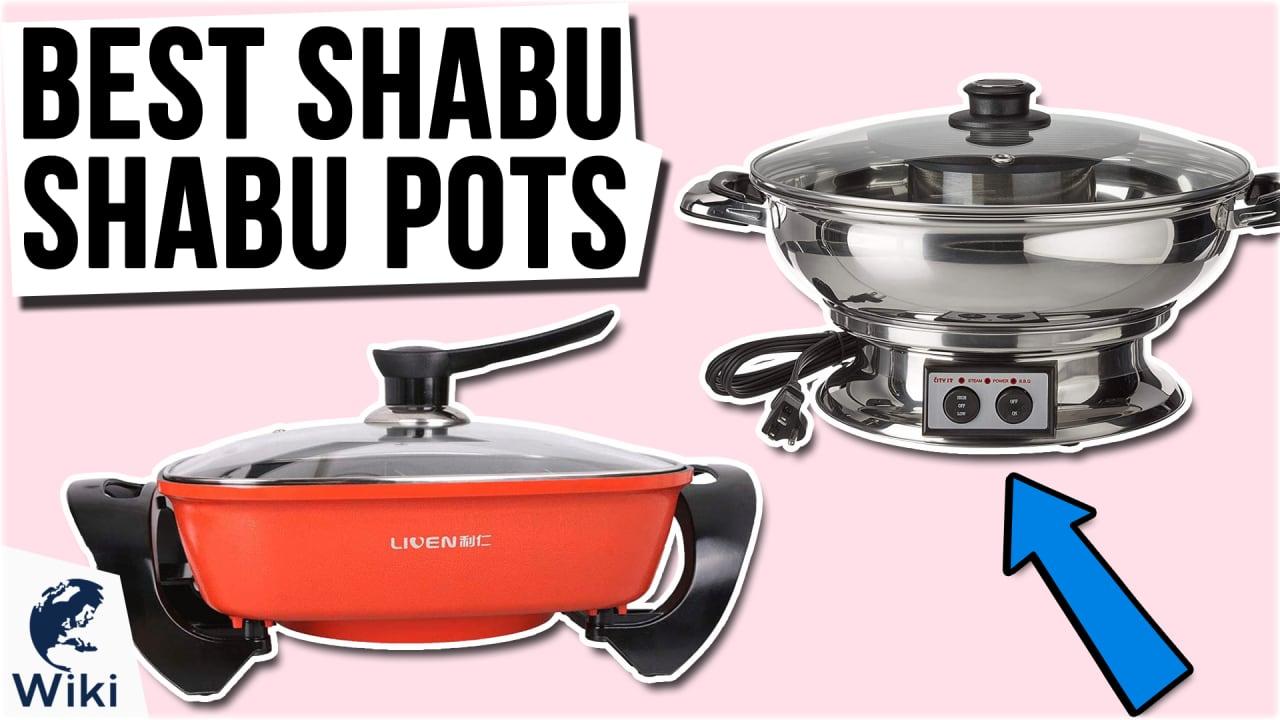 10 Best Shabu Shabu Pots