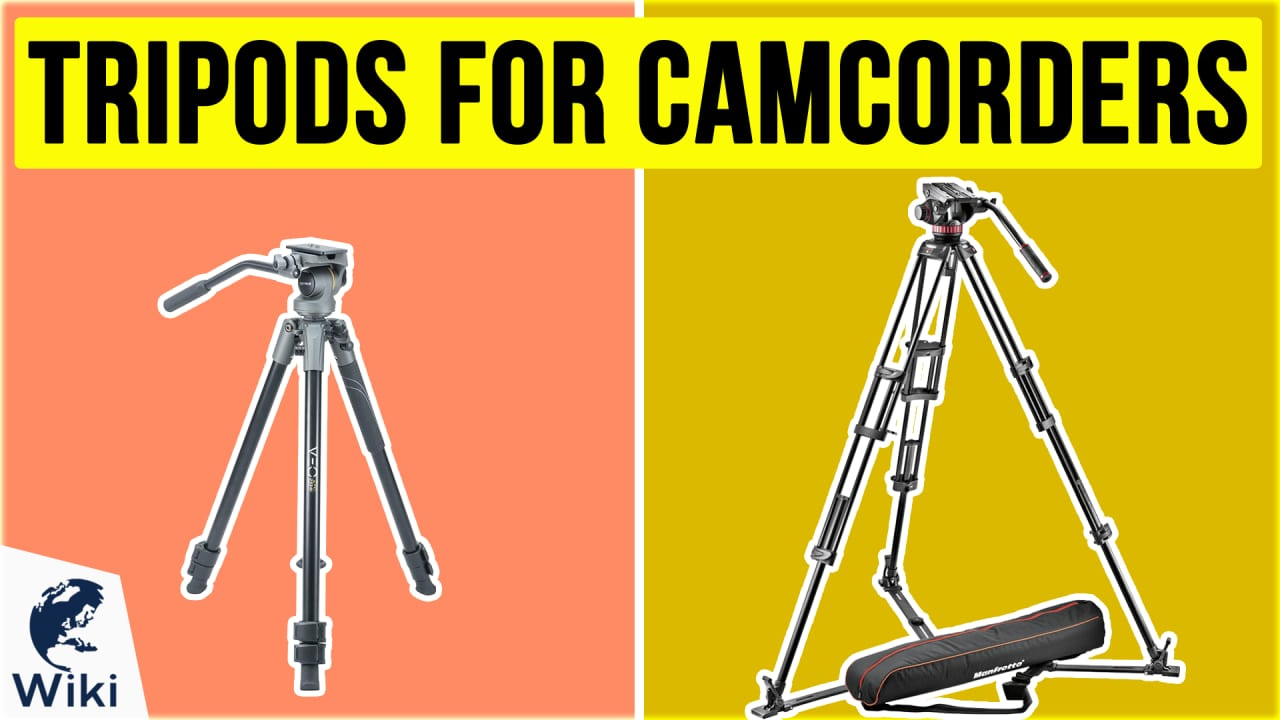 10 Best Tripods For Camcorders