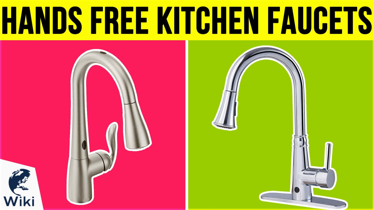 10 Best Hands Free Kitchen Faucets