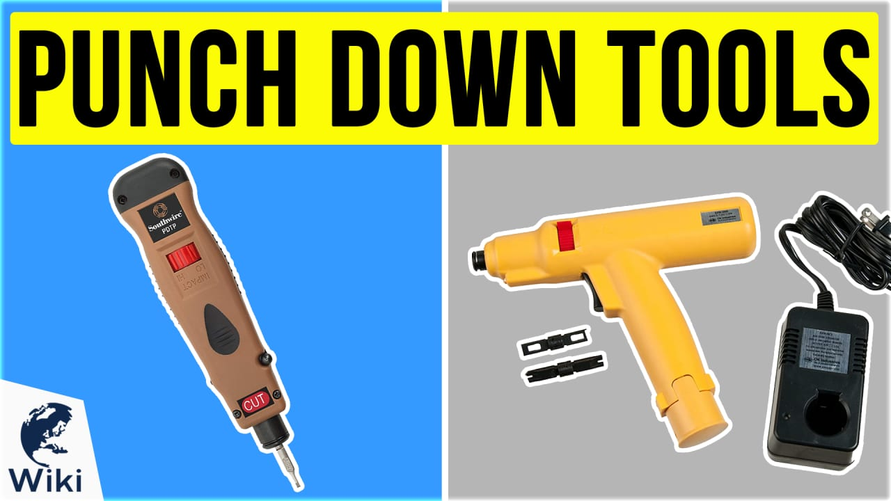 10 Best Punch Down Tools