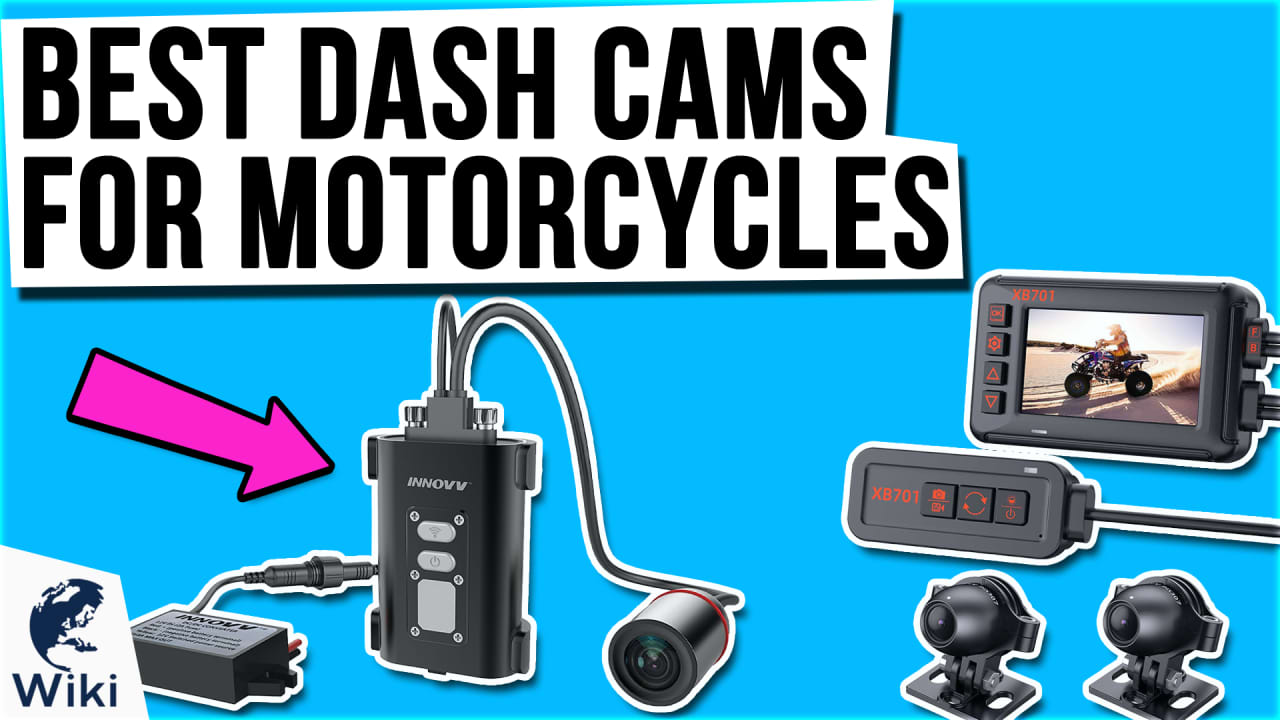 8 Best Dash Cams For Motorcycles