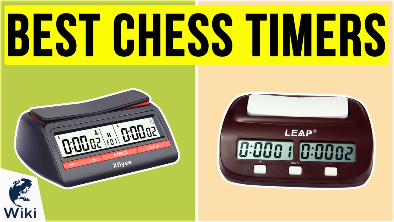6 Best Chess Timers