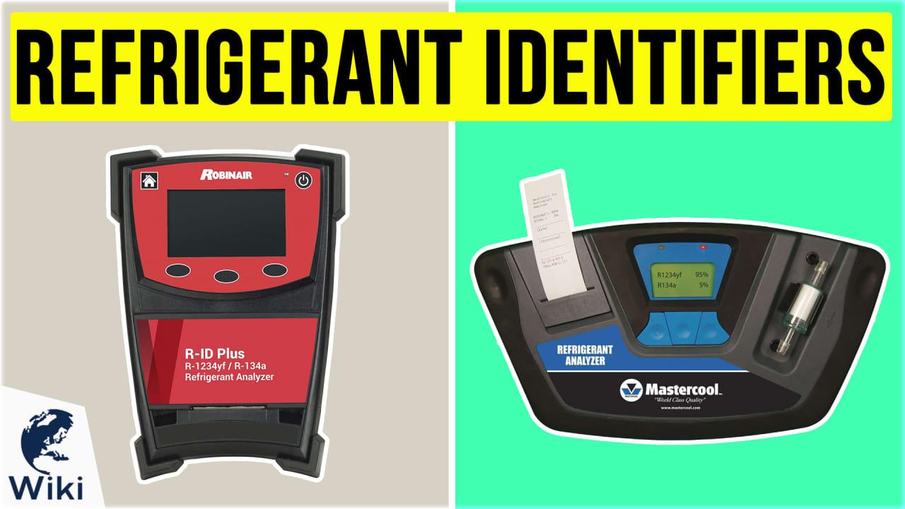 5 Best Refrigerant Identifiers