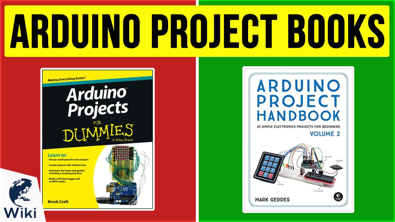 10 Best Arduino Project Books