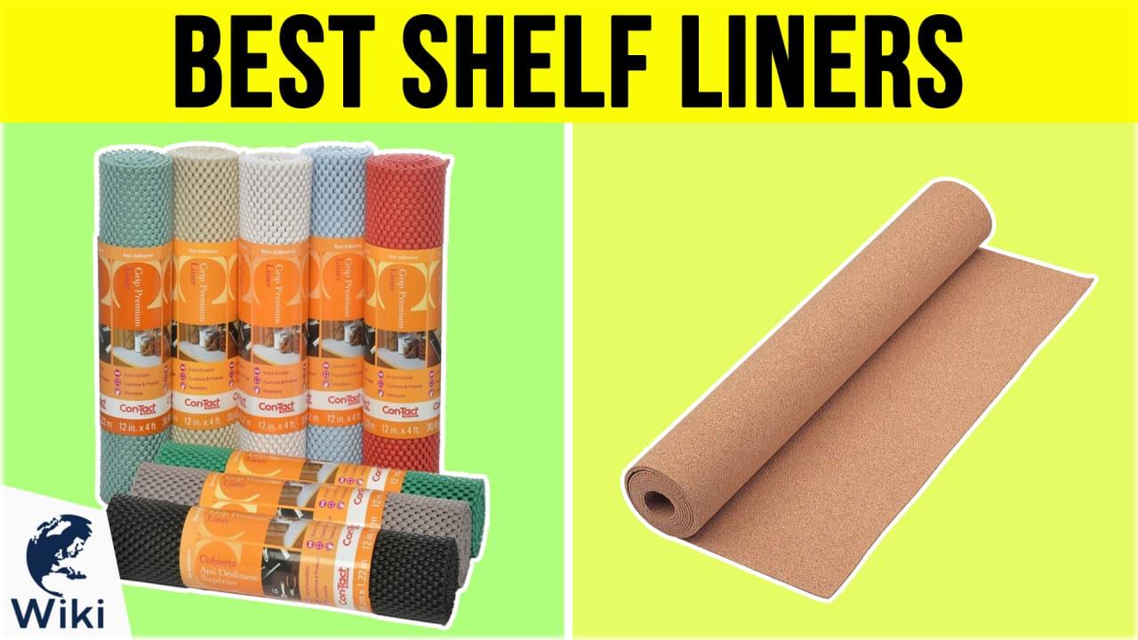 10 Best Shelf Liners