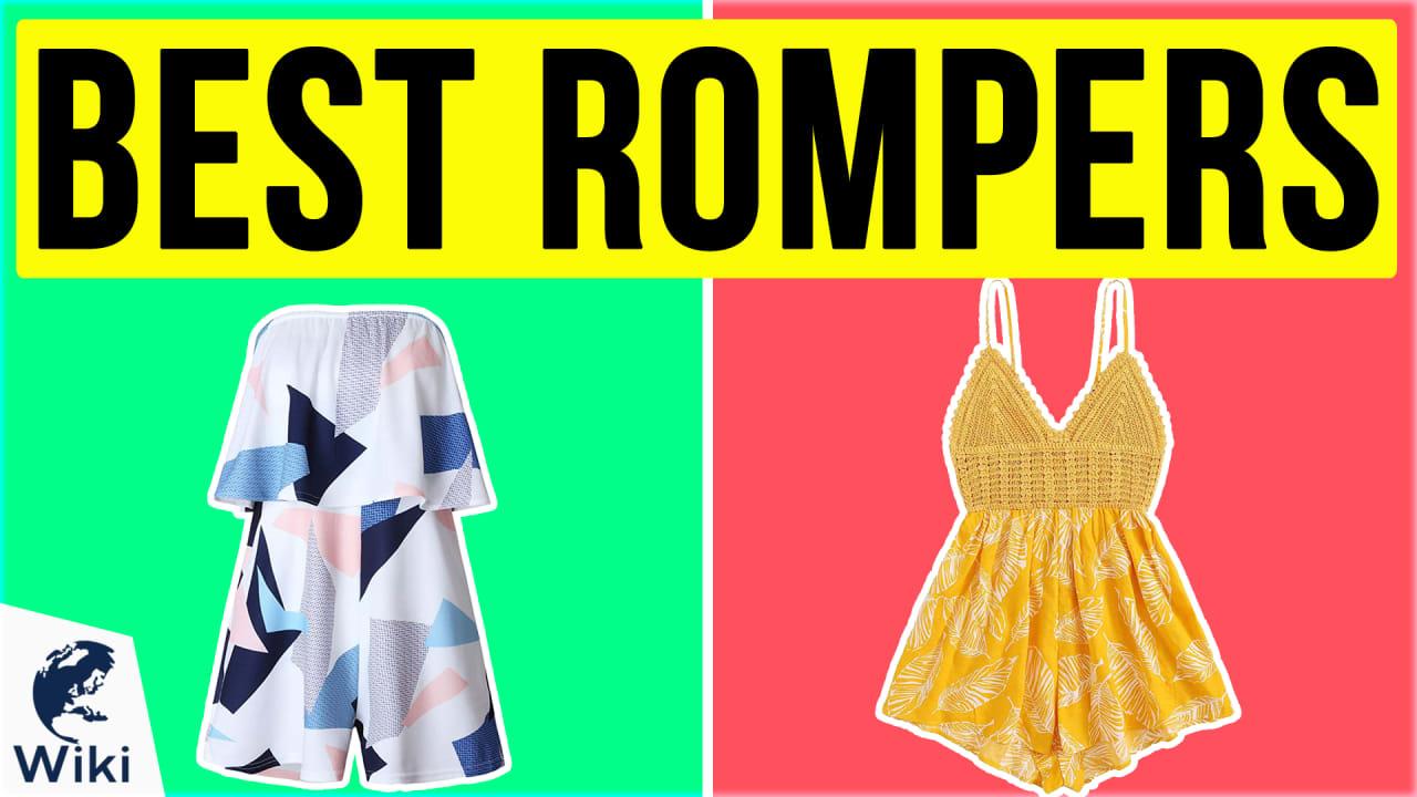 10 Best Rompers
