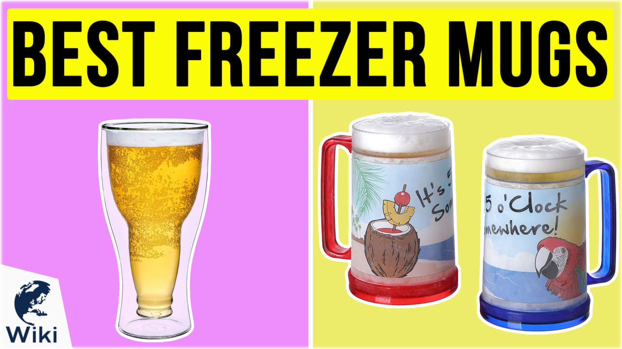 10 Best Freezer Mugs