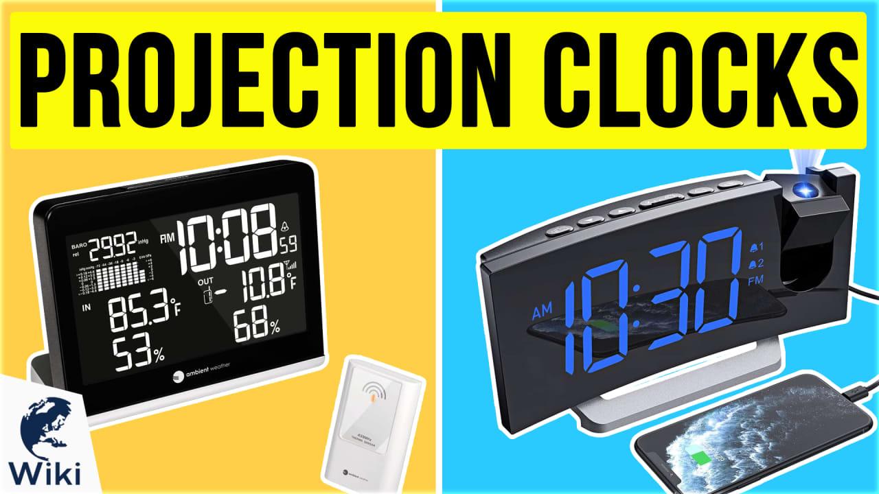 7 Best Projection Clocks