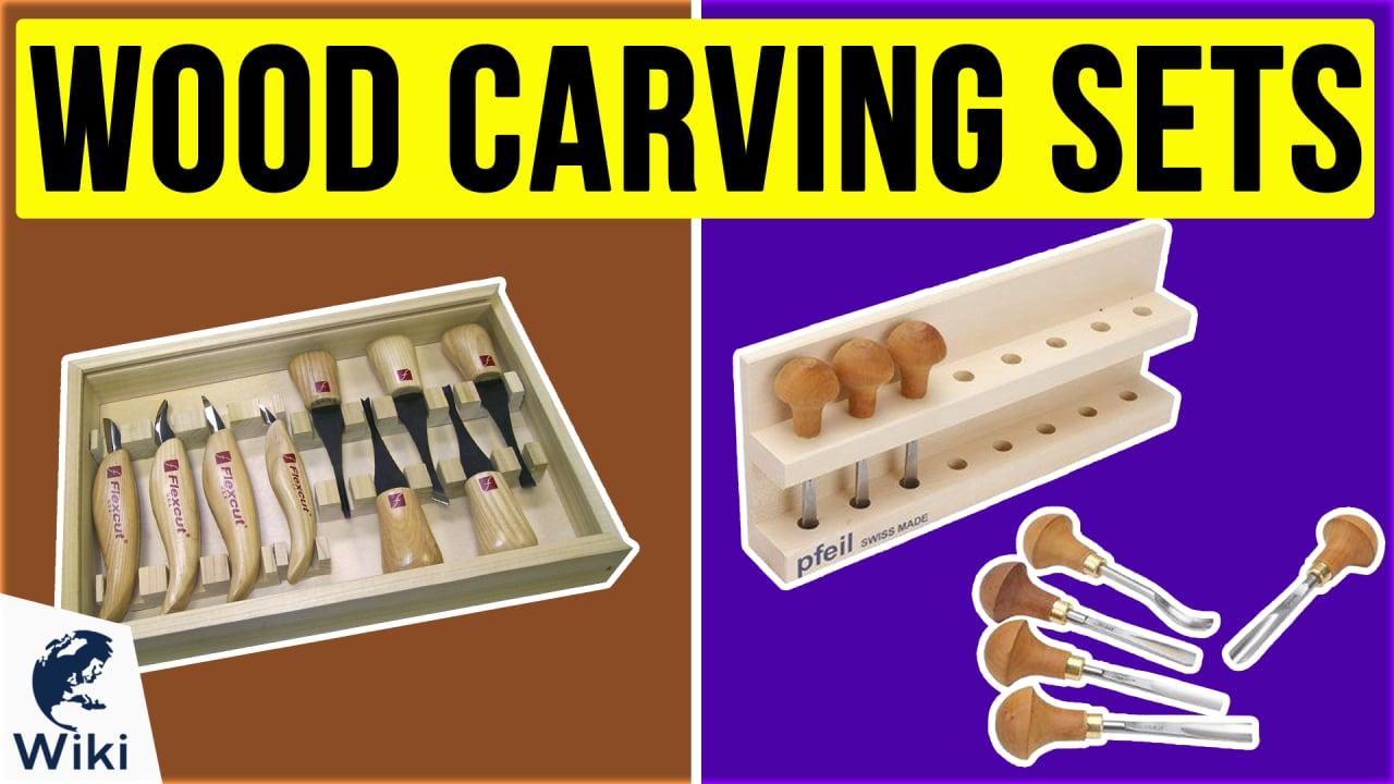 10 Best Wood Carving Sets