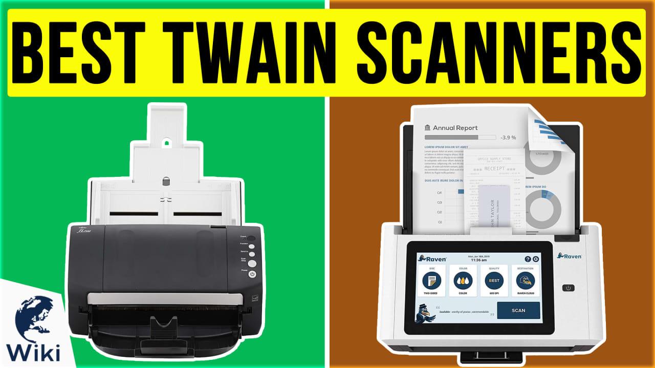 8 Best Twain Scanners