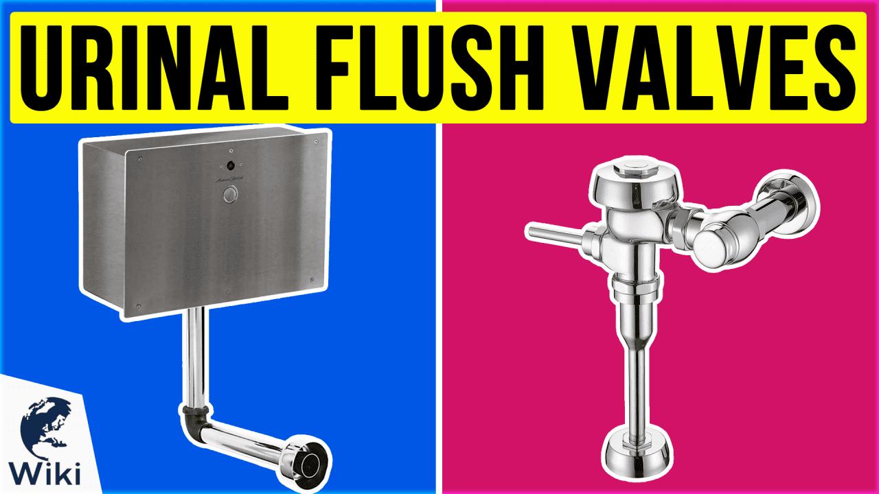 10 Best Urinal Flush Valves
