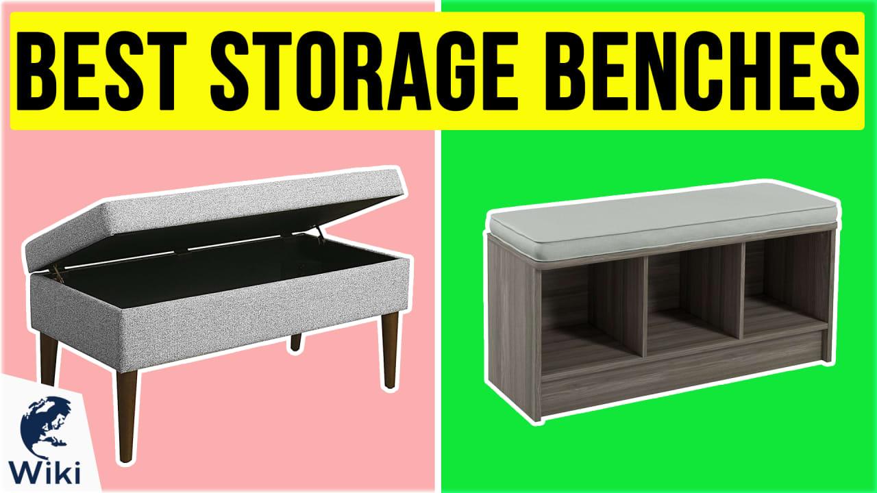 10 Best Storage Benches