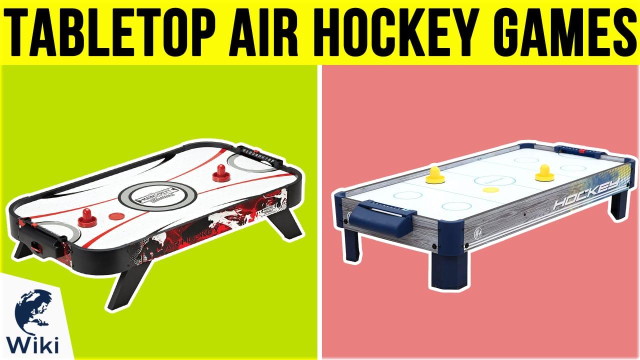 8 Best Tabletop Air Hockey Games