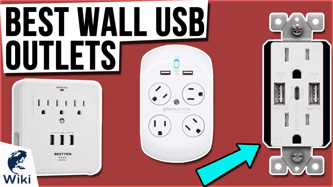 10 Best Wall USB Outlets