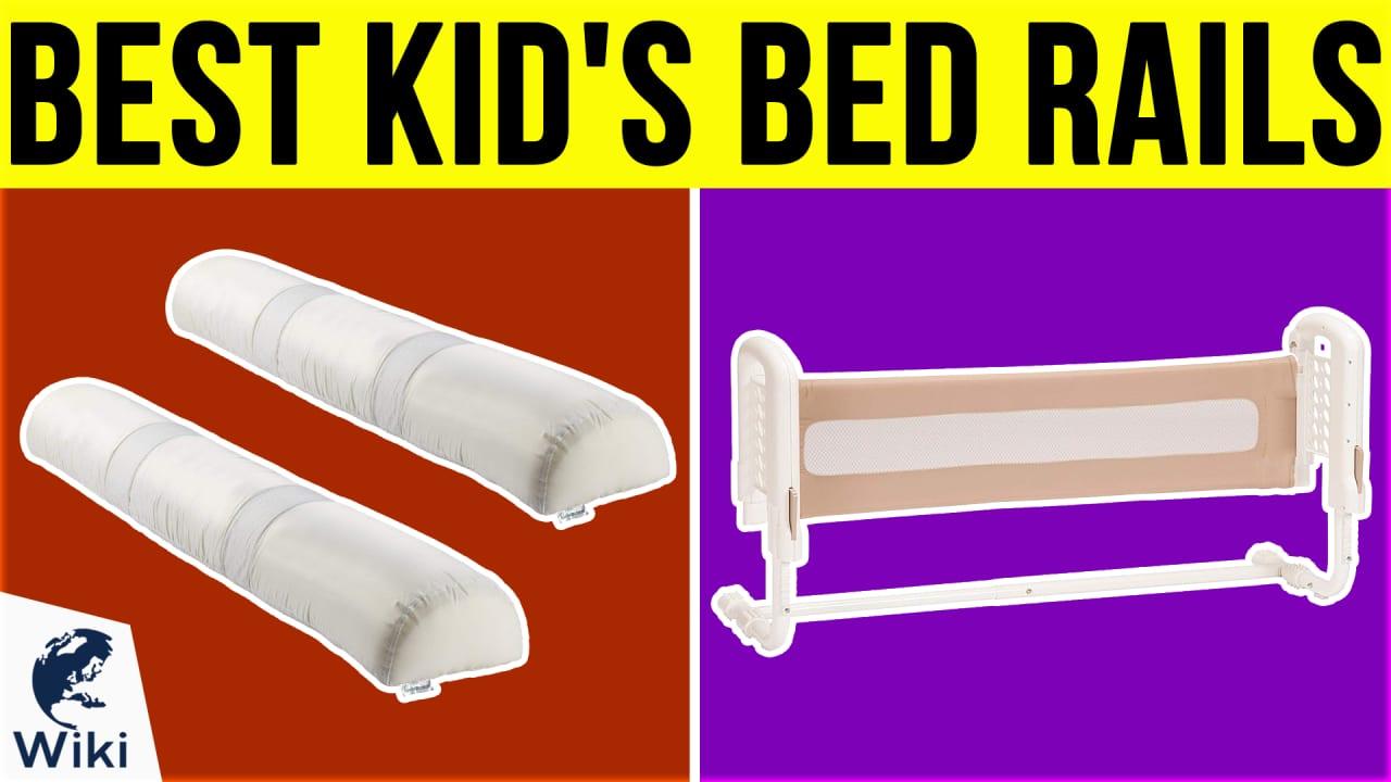 10 Best Kid's Bed Rails