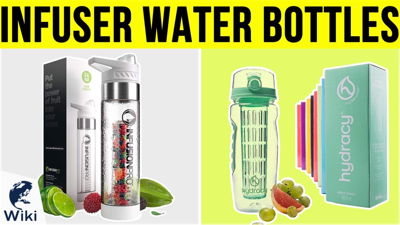 10 Best Infuser Water Bottles