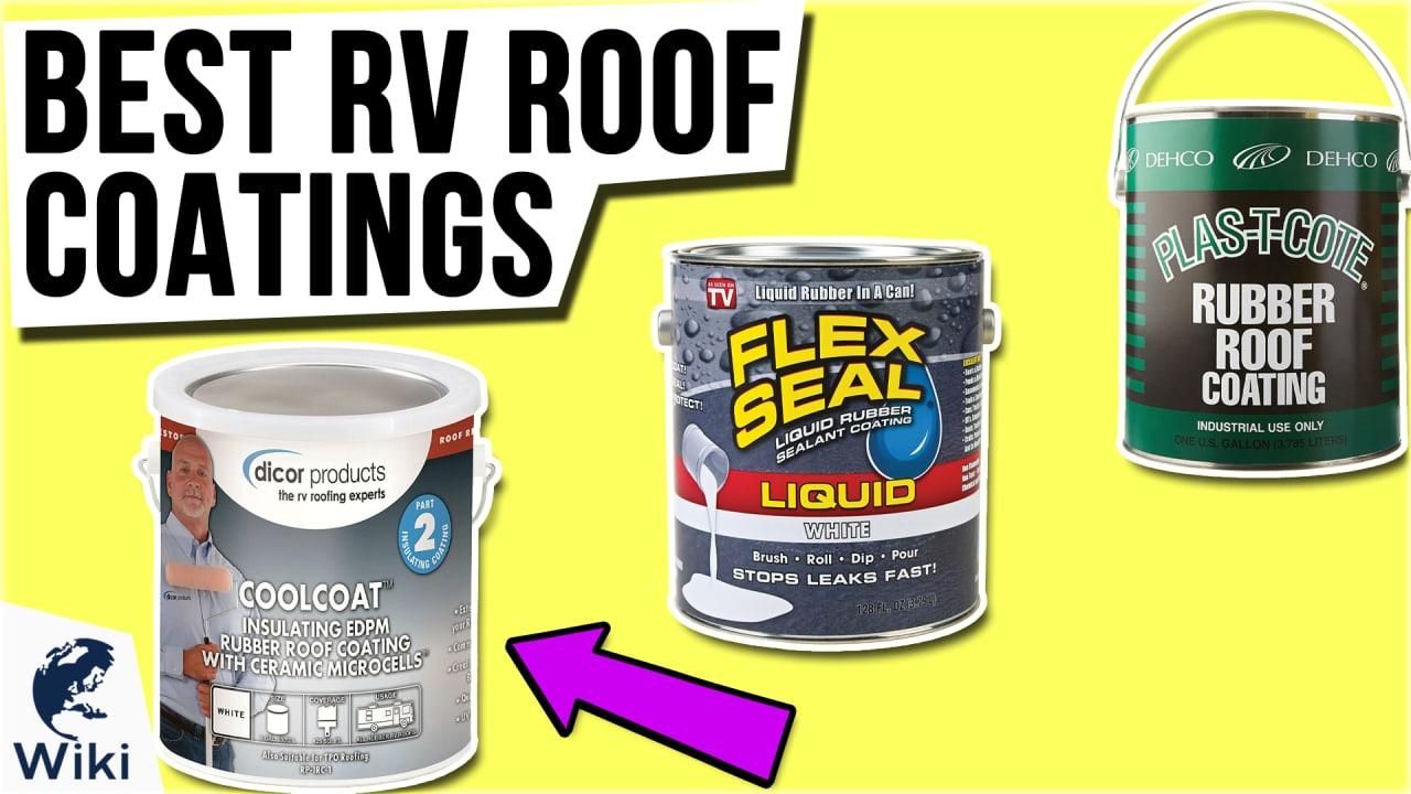 9 Best RV Roof Coatings