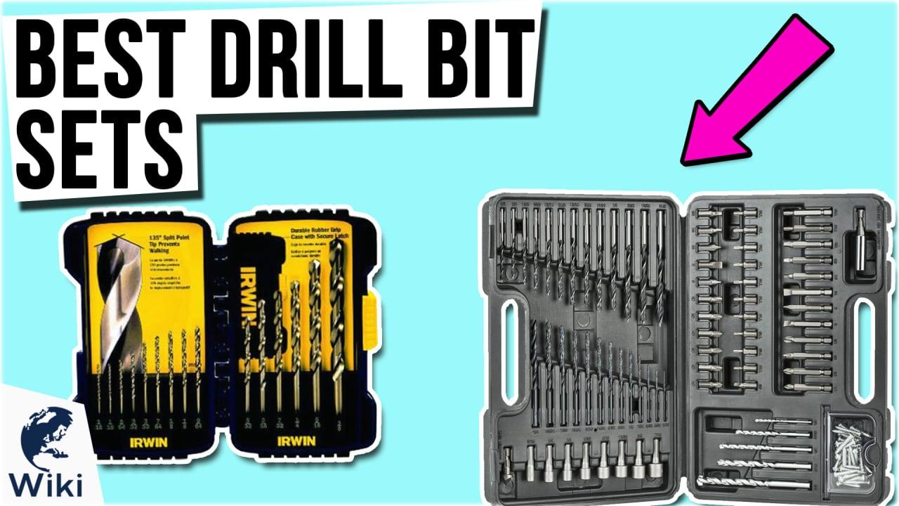 10 Best Drill Bit Sets