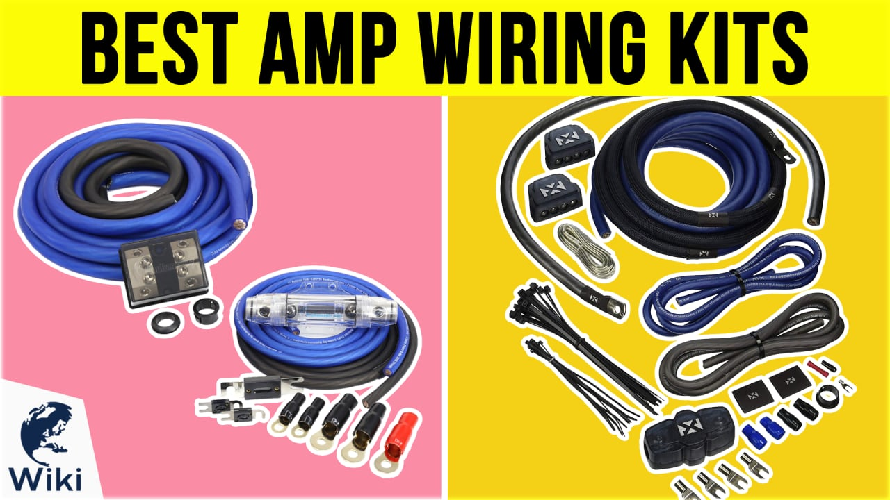 10 Best Amp Wiring Kits