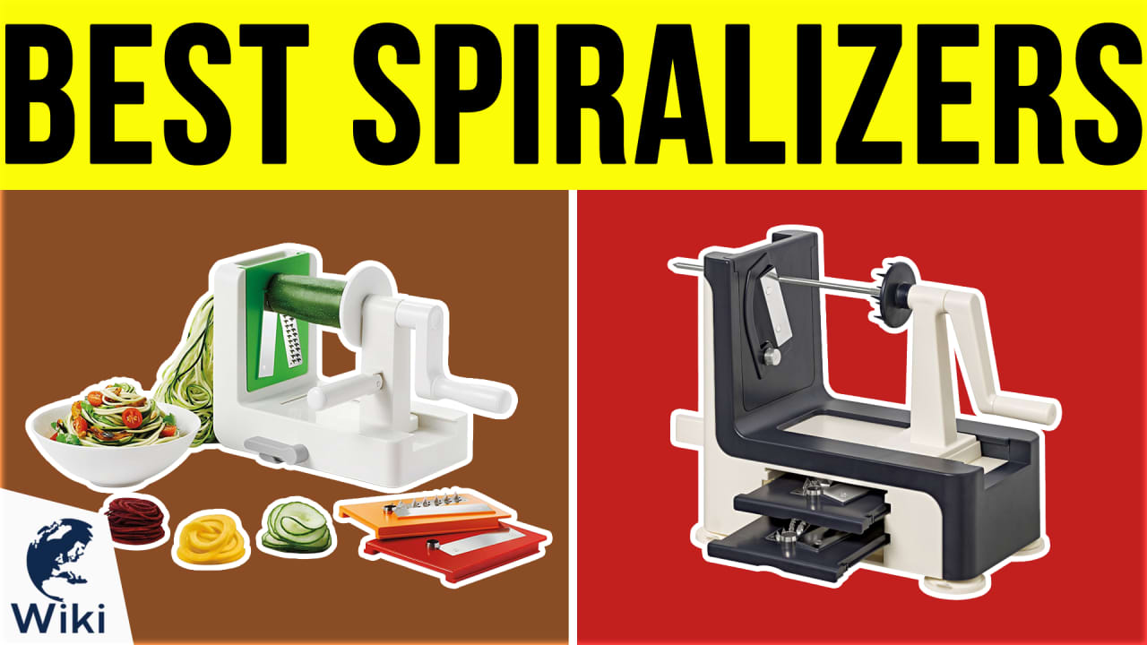 10 Best Spiralizers