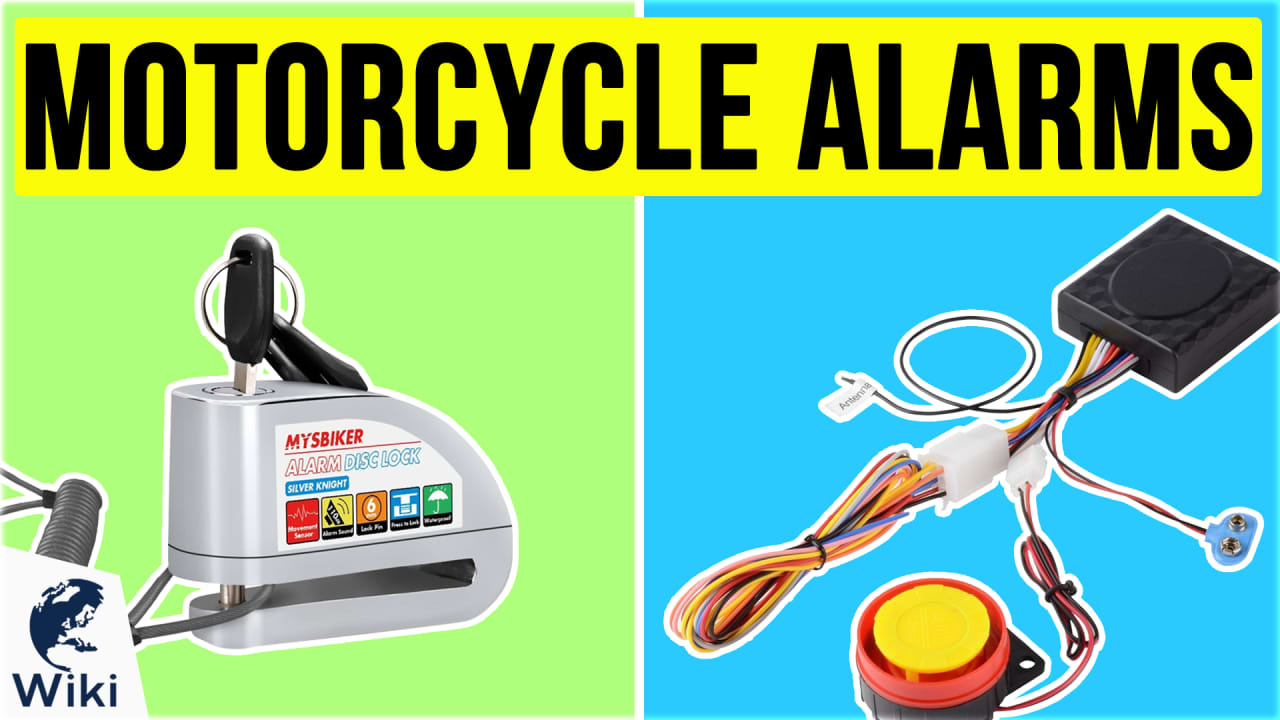 10 Best Motorcycle Alarms