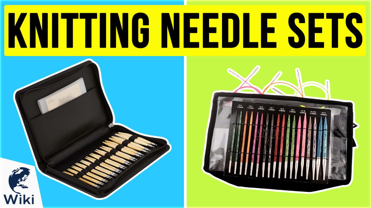 10 Best Knitting Needle Sets