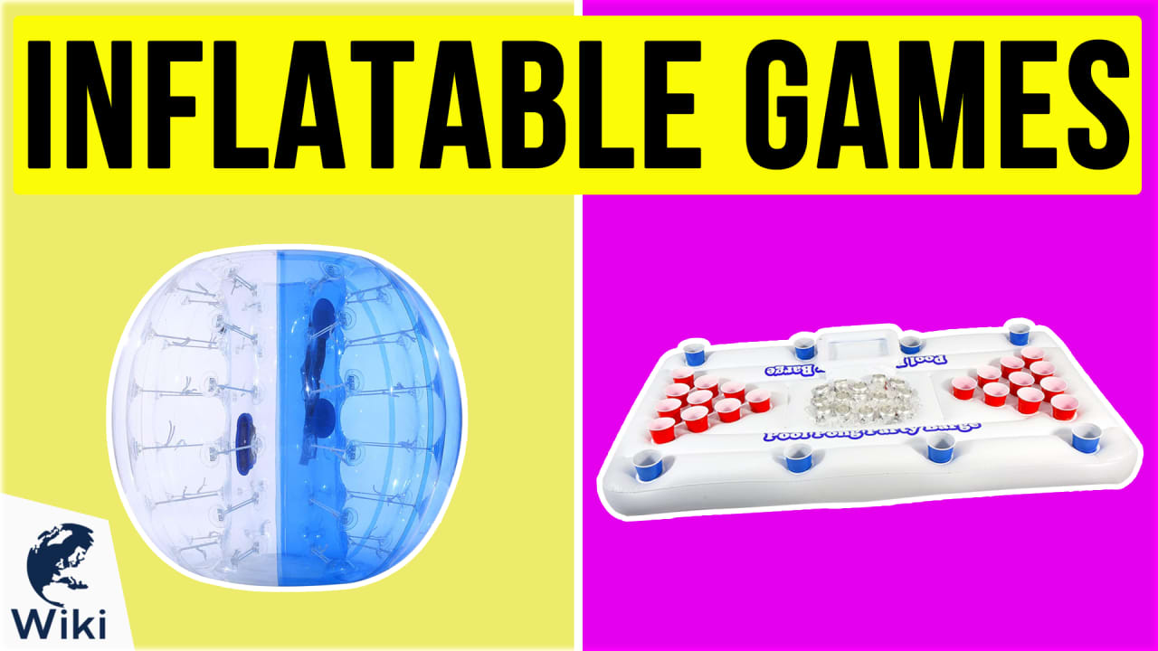10 Best Inflatable Games