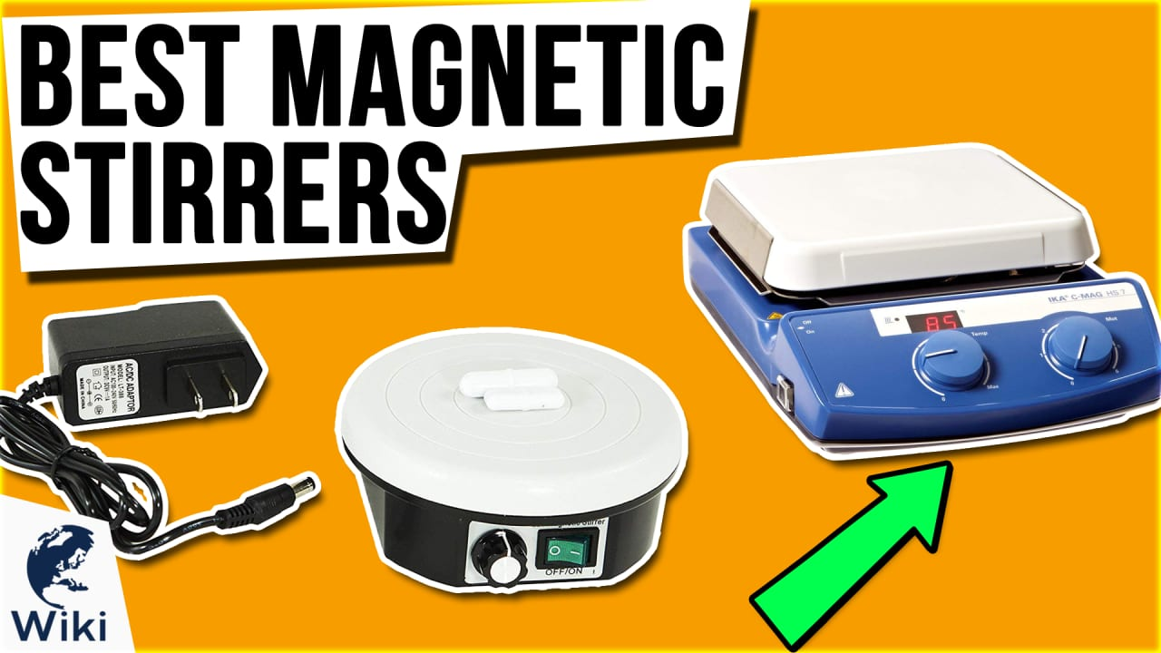 9 Best Magnetic Stirrers