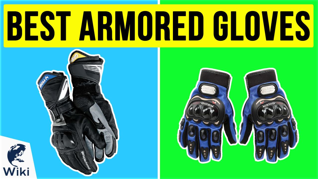 10 Best Armored Gloves