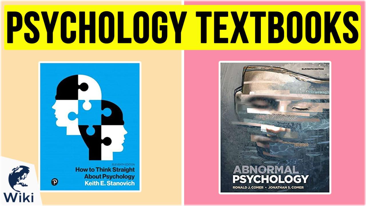 10 Best Psychology Textbooks