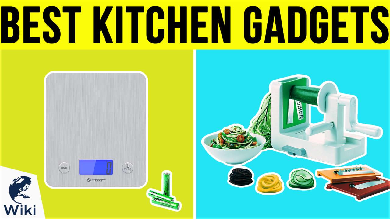 10 Best Kitchen Gadgets