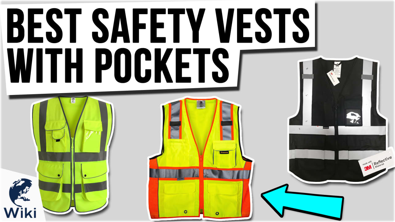 10 Best Safety Vests With Pockets