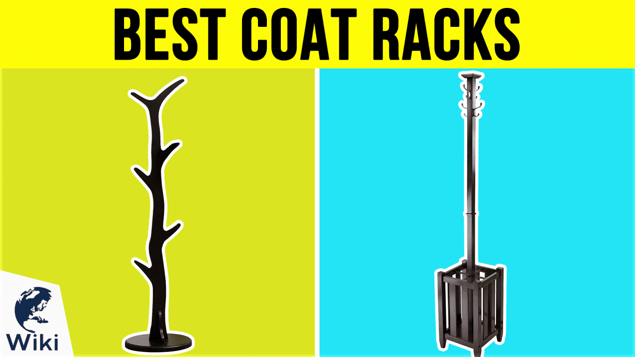10 Best Coat Racks