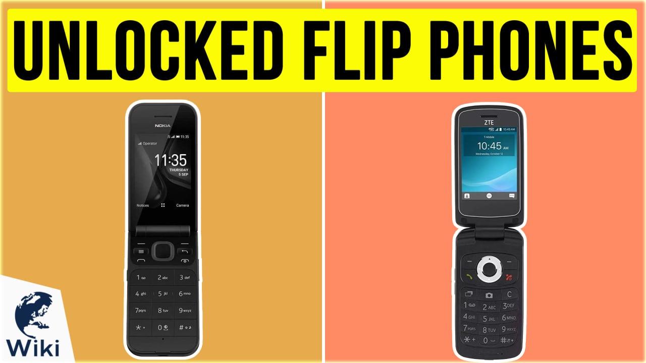 7 Best Unlocked Flip Phones