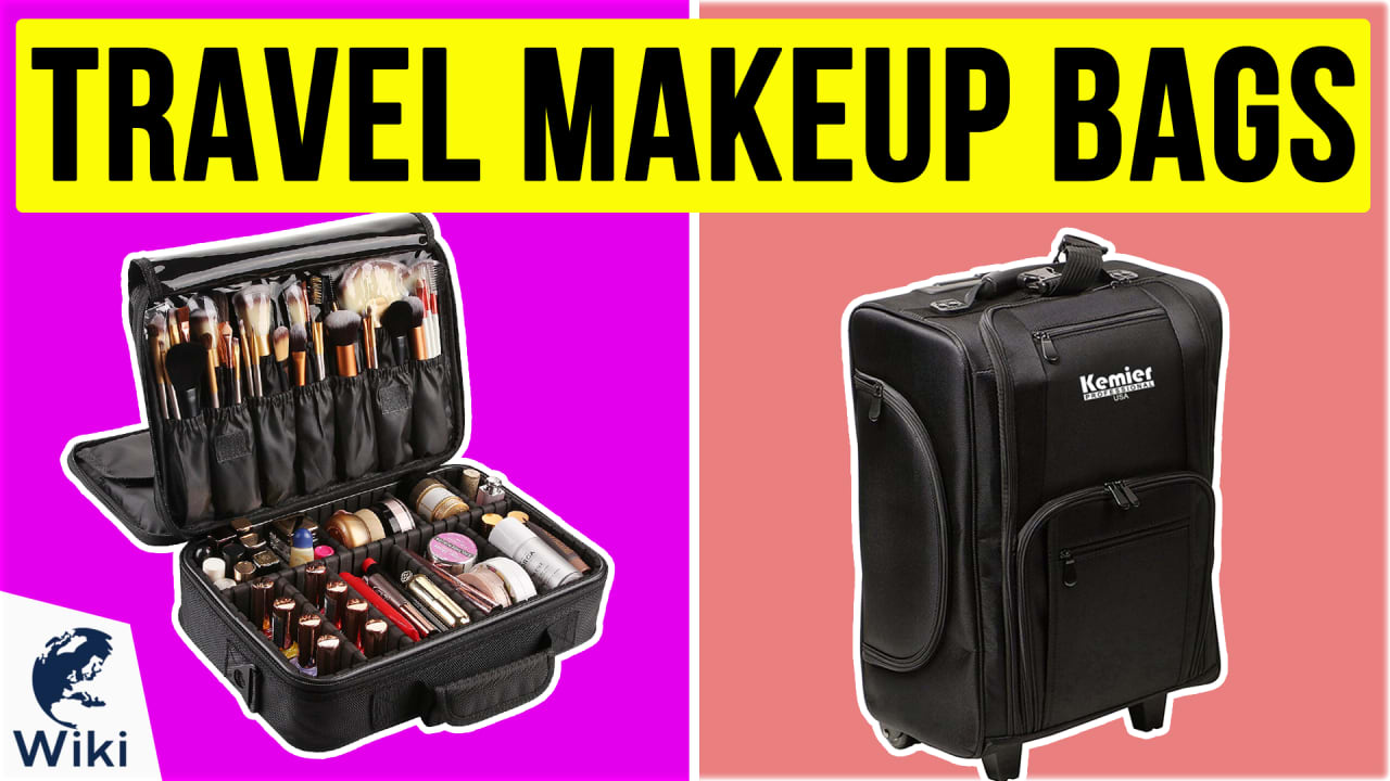 10 Best Travel Makeup Bags