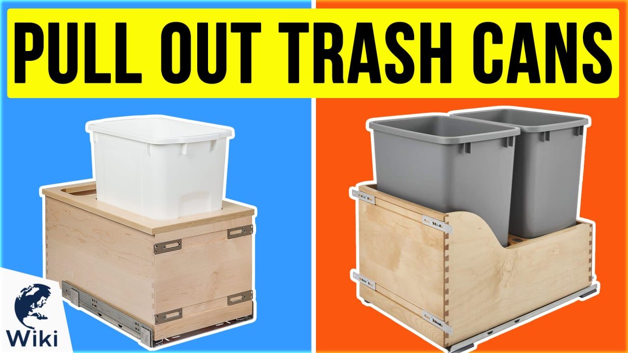 10 Best Pull Out Trash Cans
