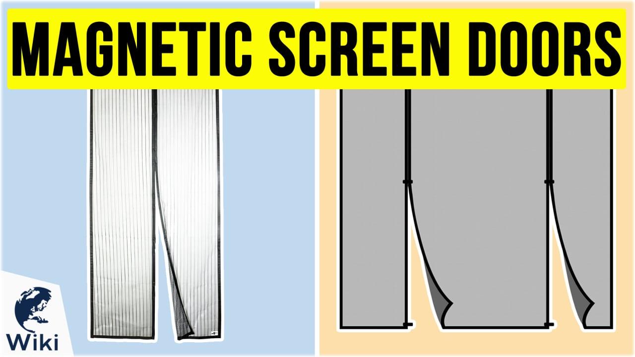 10 Best Magnetic Screen Doors
