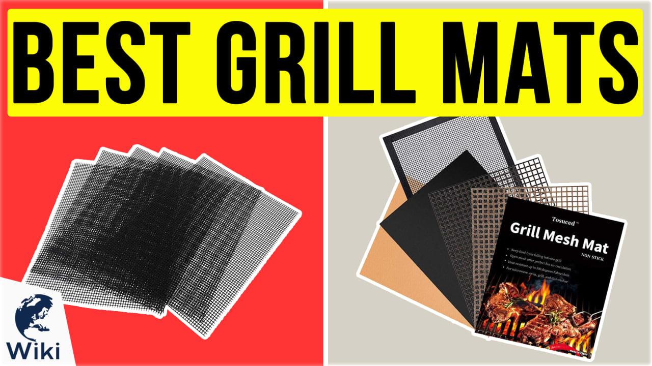 9 Best Grill Mats