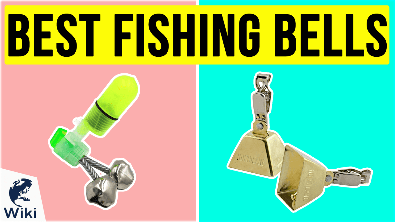 8 Best Fishing Bells