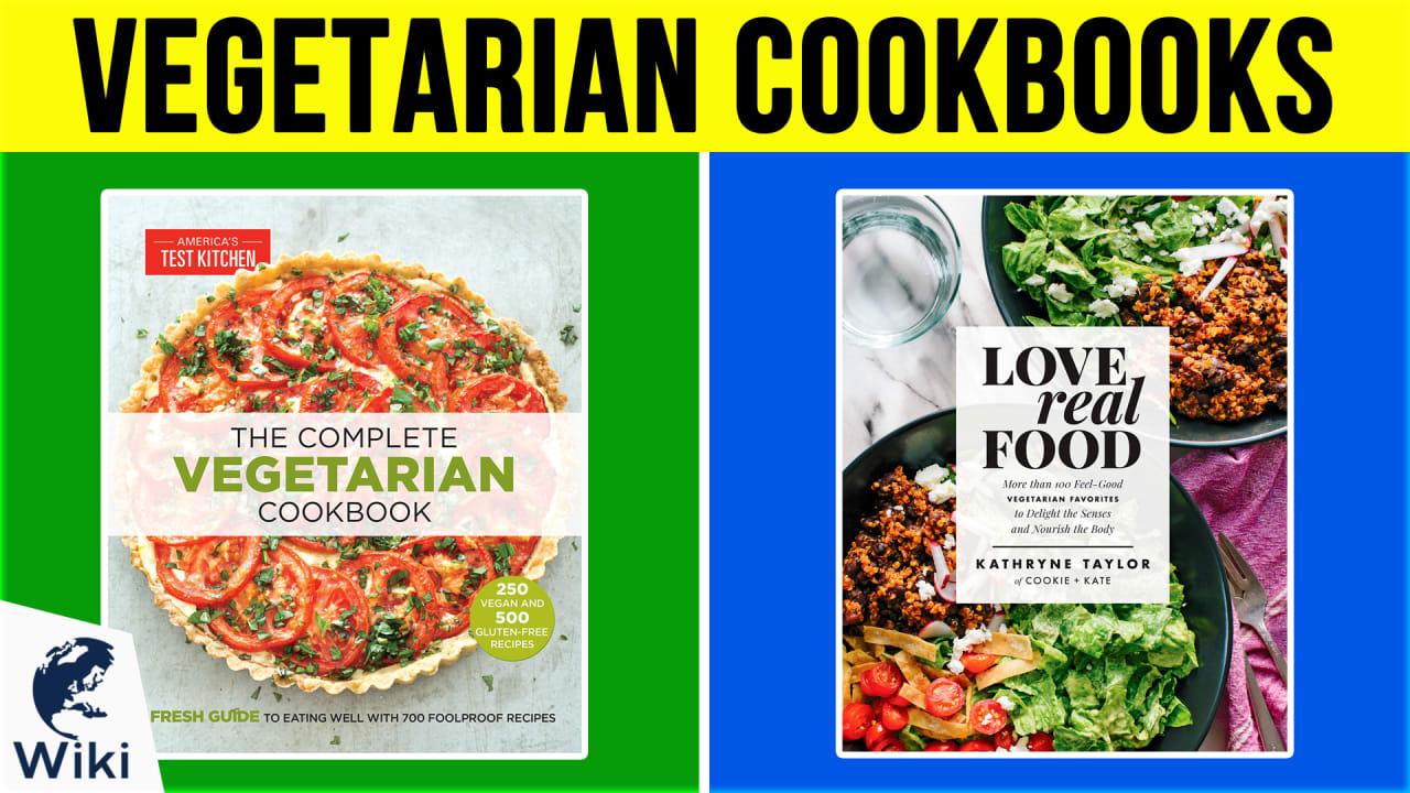 10 Best Vegetarian Cookbooks