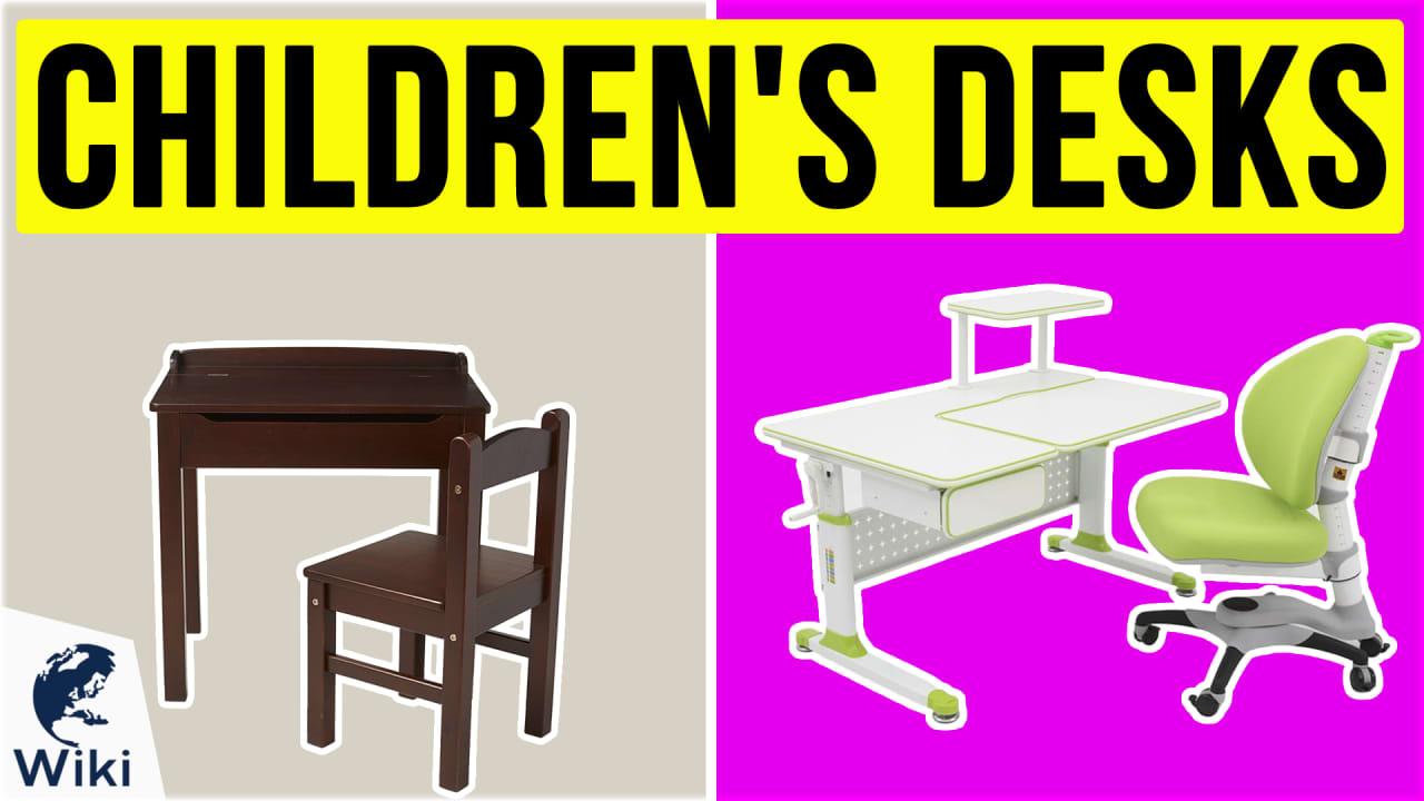 10 Best Children's Desks