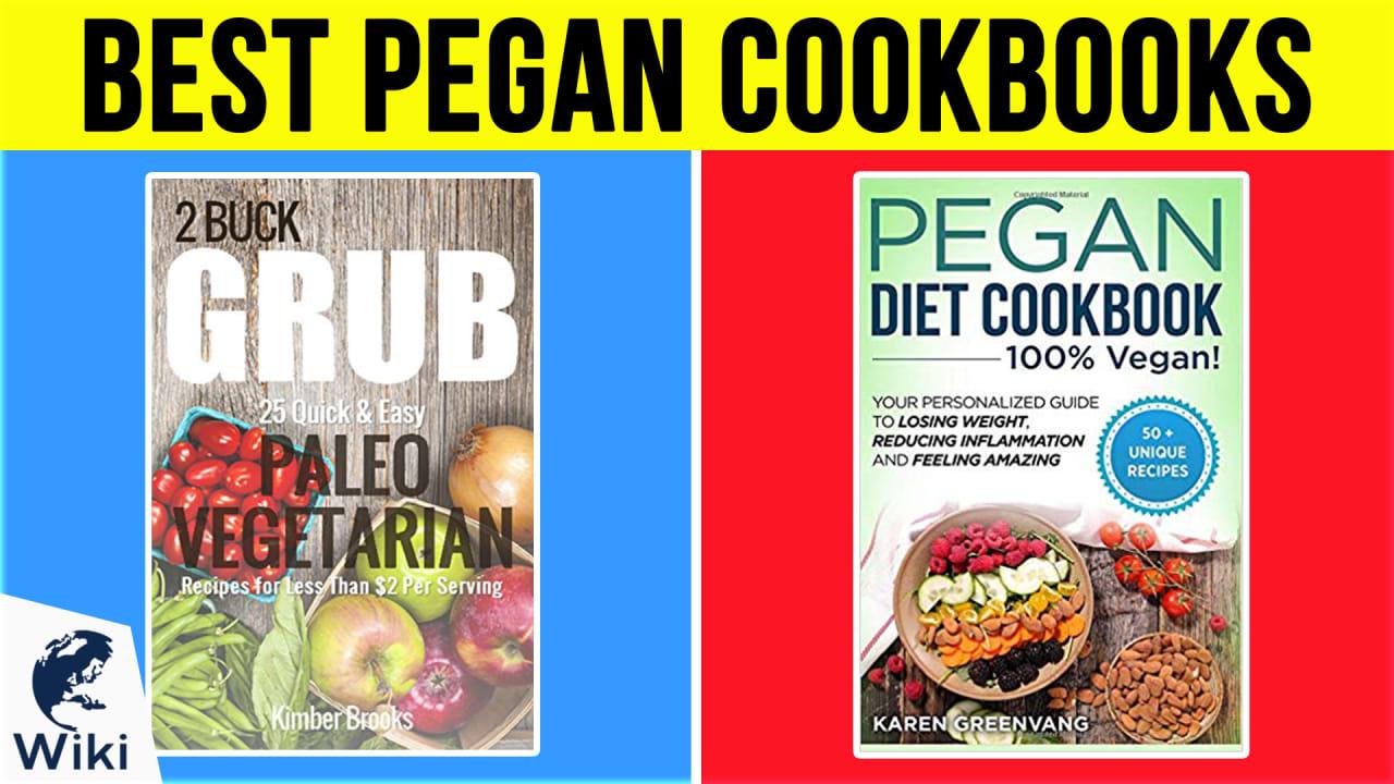 7 Best Pegan Cookbooks
