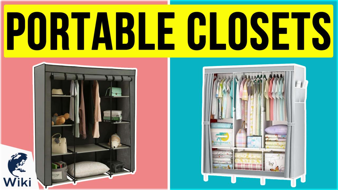 10 Best Portable Closets