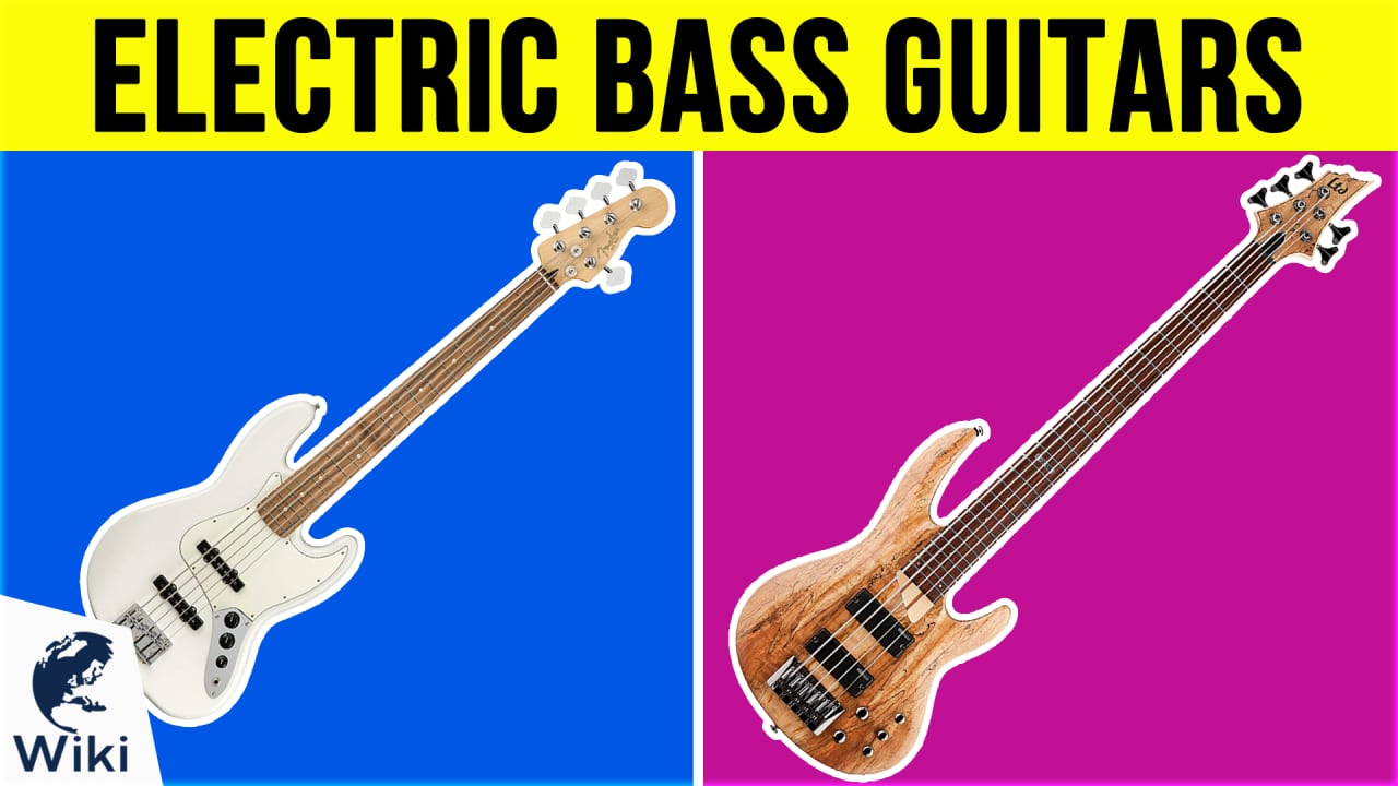 10 Best Electric Bass Guitars