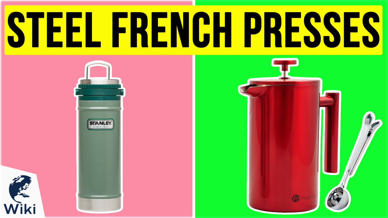 10 Best Steel French Presses