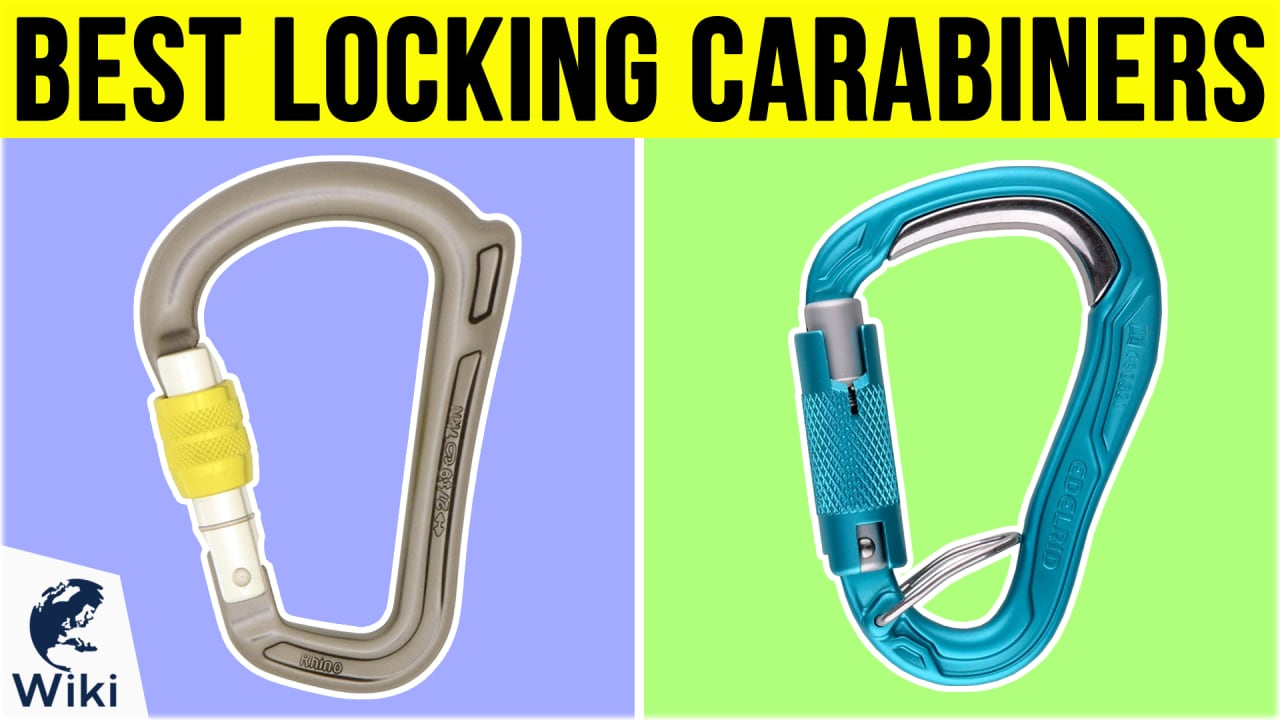 10 Best Locking Carabiners