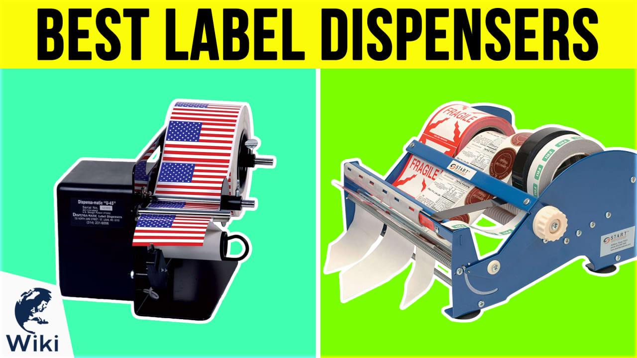 10 Best Label Dispensers